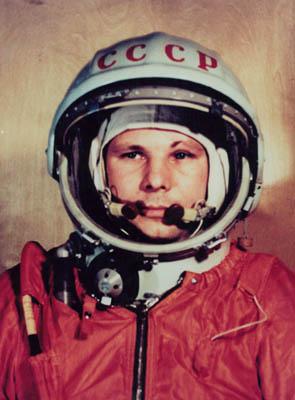 gagarin 35 Fotografias marcantes na Historia da Exploração Espacial
