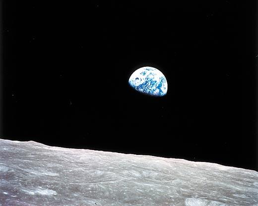 nasa50 520 02 on08 35 Fotografias marcantes na Historia da Exploração Espacial