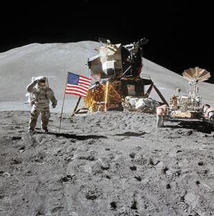 nasa50 520 16 on08 35 Fotografias marcantes na Historia da Exploração Espacial
