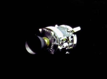 nasa50 520 28 on08 35 Fotografias marcantes na Historia da Exploração Espacial