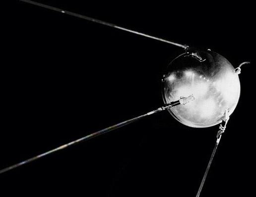 sputnik 516 35 Fotografias marcantes na Historia da Exploração Espacial