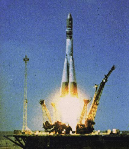 vostok1 35 Fotografias marcantes na Historia da Exploração Espacial