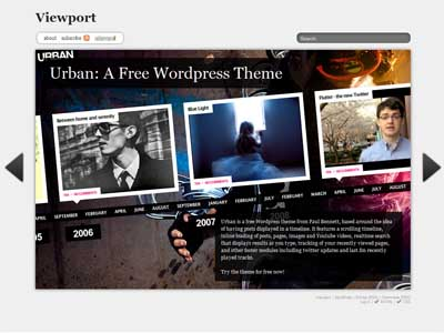 template 12 15 Templates Wordpress Gratuitos para Sites de Fotografia