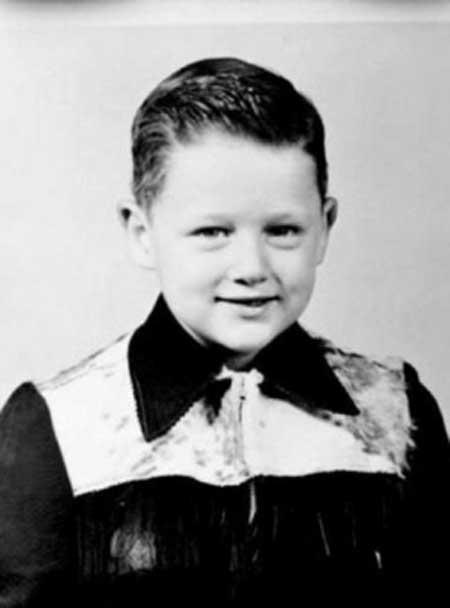 090512 politics bill clinton as child 5 years old 40 Fotografias Históricas de Famosos em Criança