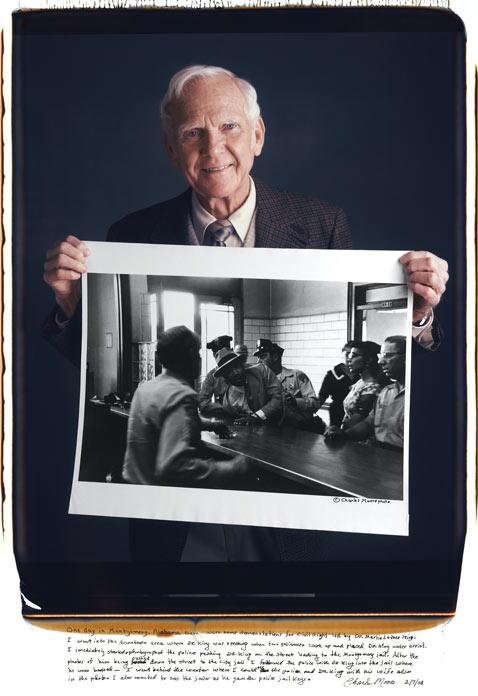 Charles Moore mantoani thg 120124 wblog Fotografos Famosos Posam com as suas Imagens