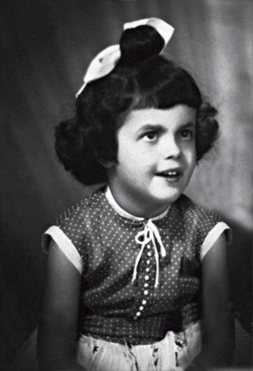 DILMA 40 Fotografias Históricas de Famosos em Criança