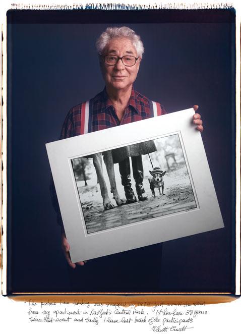 Elliott Erwitt mantoani thg 120124 wblog Fotografos Famosos Posam com as suas Imagens