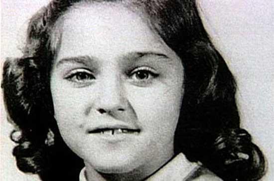 Madonna as a child madonna 23164102 430 284 40 Fotografias Históricas de Famosos em Criança