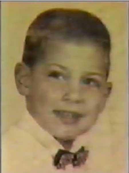 Steve Jobs child 40 Fotografias Históricas de Famosos em Criança