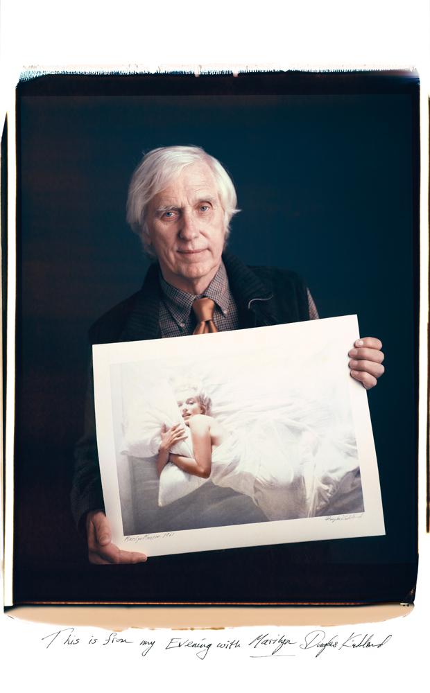 douglas kirkland Fotografos Famosos Posam com as suas Imagens