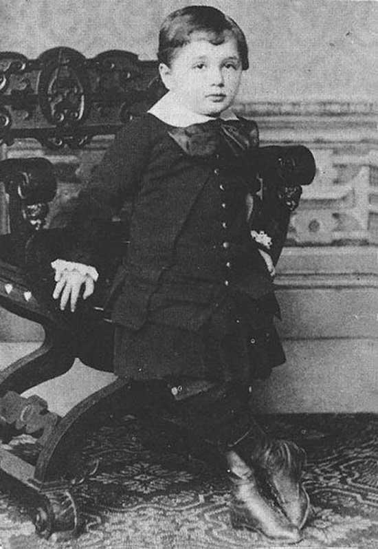 famosos quando criancas2 06 40 Fotografias Históricas de Famosos em Criança