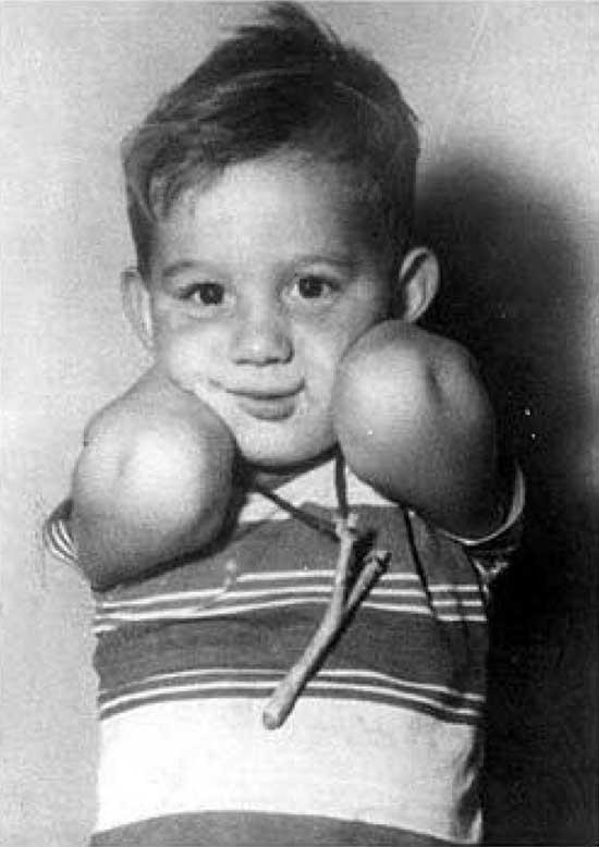 famosos quando criancas2 34 40 Fotografias Históricas de Famosos em Criança