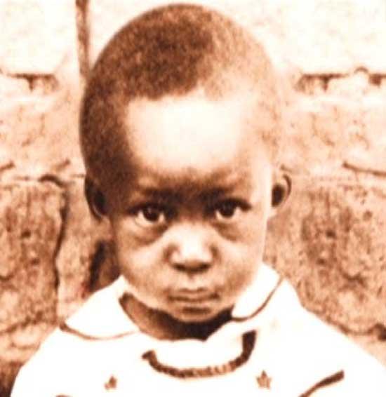 famosos quando criancas2 35 40 Fotografias Históricas de Famosos em Criança