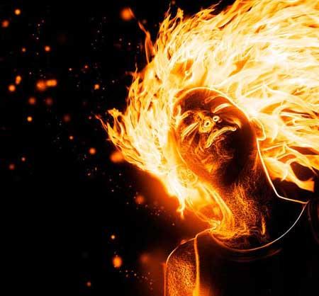 fire 35 Tutoriais de Manipulação Photoshop