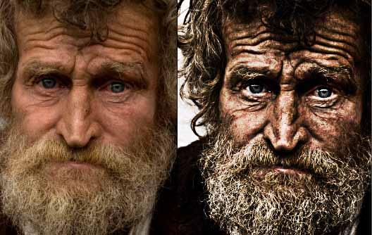 retrato dramatico 35 Tutoriais de Manipulação Photoshop