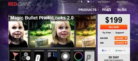 magic bullet 25 Melhores Plugins Photoshop para Fotografos