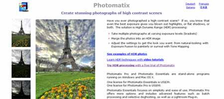 photomatix 25 Melhores Plugins Photoshop para Fotografos