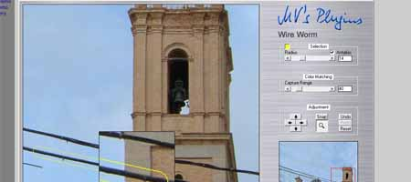 wireworm 25 Melhores Plugins Photoshop para Fotografos