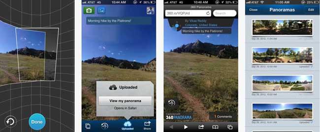 360 panorama 2 20 Melhores Apps de Fotografia para iPhone