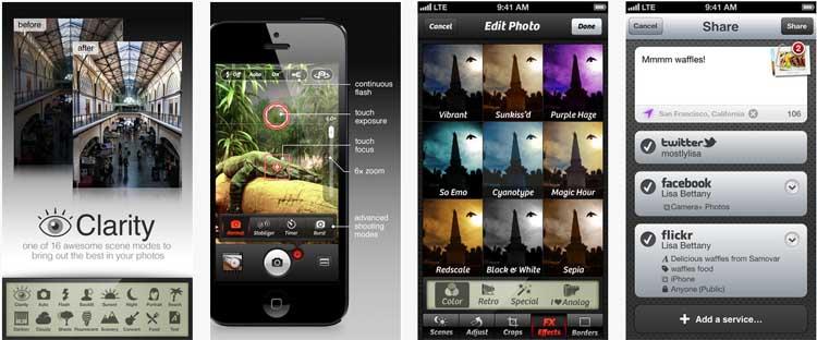 camera+ 2 20 Melhores Apps de Fotografia para iPhone