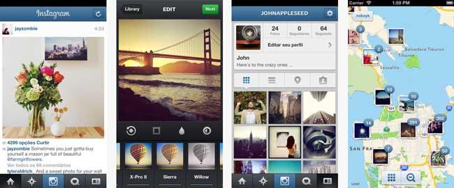 instagram 2 20 Melhores Apps de Fotografia para iPhone