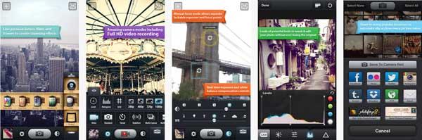 kitcam 11 20 Melhores Apps de Fotografia para iPhone