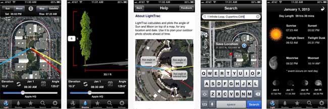 lighttrac 2 20 Melhores Apps de Fotografia para iPhone