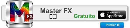 masterfx 20 Melhores Apps de Fotografia para iPhone
