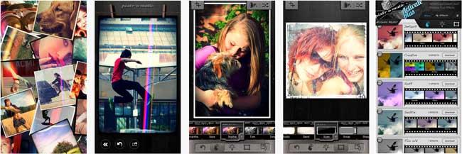 pixlr o matic plus 2 20 Melhores Apps de Fotografia para iPhone