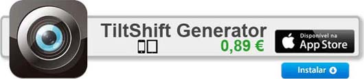 tiltshift generator 20 Melhores Apps de Fotografia para iPhone