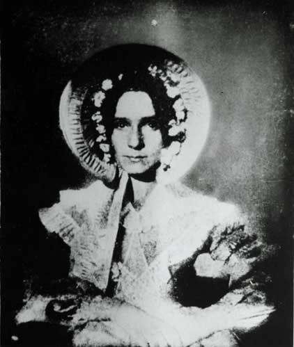 dorothy catherine draper daguerrotype As Primeiras Fotografias da História