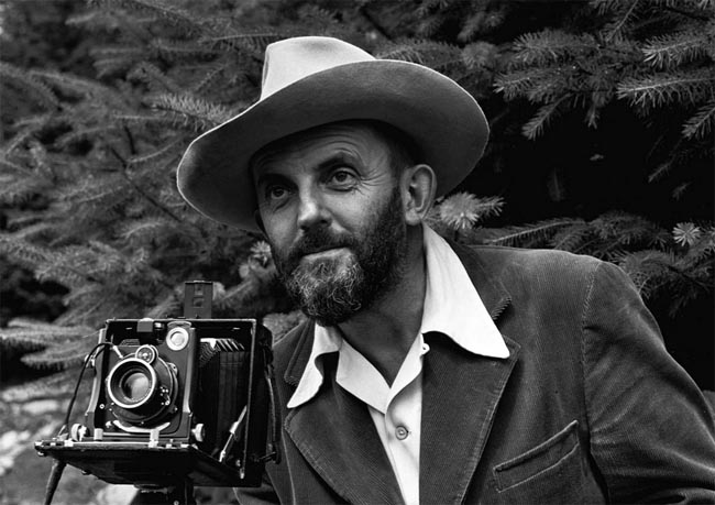 ansel adams 20 Frases de Fotografos sobre Fotografia