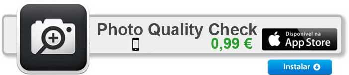 app photo check Photo Quality Check para iPhone