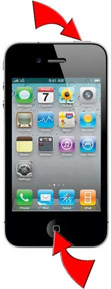 iphone print screen Como fazer um print screen no IPhone