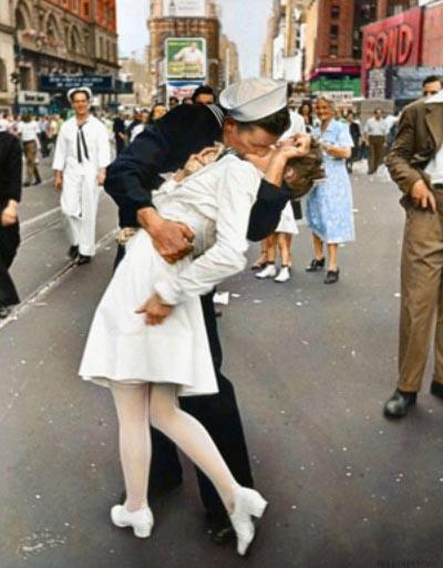 Untitled 165 Fotografias Historicas ganham nova vida através da cor
