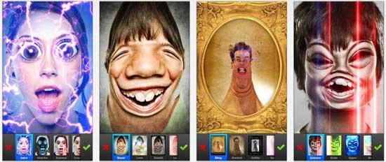 crierostosdivertidos 17 apps iPhone para fazer Montagens nas suas Fotografias