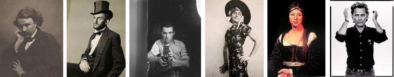 fotografos auto retratos A Fotografia e a Moda das Selfies ou a evolução do Auto Retrato