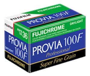 fuji provia 100 25 Filmes Fotograficos Usados no Passado