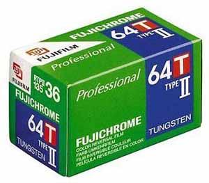 fujifilm 64t 25 Filmes Fotograficos Usados no Passado