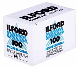 ilford delta100 25 Filmes Fotograficos Usados no Passado