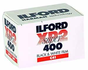ilford xp2 400 25 Filmes Fotograficos Usados no Passado