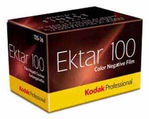 kodak ektar 100 25 Filmes Fotograficos Usados no Passado