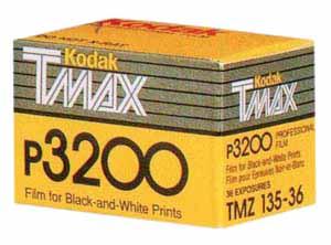 kodak tmax 3200 25 Filmes Fotograficos Usados no Passado