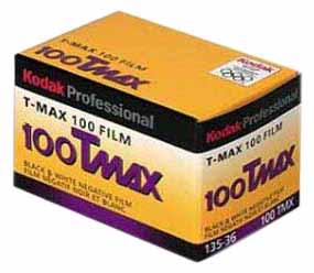 kodak tmax1 25 Filmes Fotograficos Usados no Passado