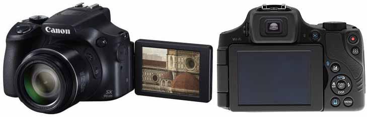 CANON SX 60 camera Principais Novidades na Photokina 2014