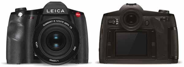 Leica LEICA S Principais Novidades na Photokina 2014