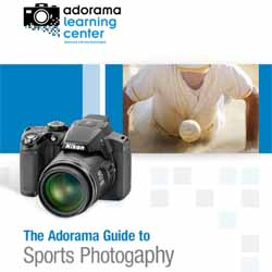adorama guide sports photography 14 Ebooks Gratis de Fotografia II