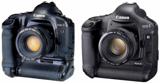 canon eos 1v 1d Canon celebra 80º Aniversario