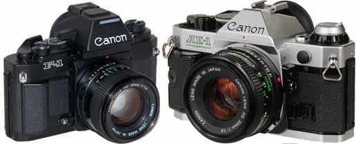 canon f1 ae1 Canon celebra 80º Aniversario