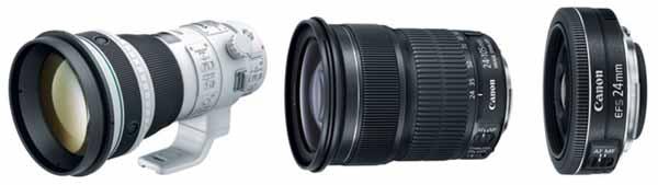 new lens canon 2014 Principais Novidades na Photokina 2014